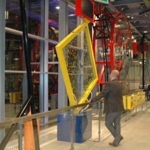Copernicus Science Centre - Copernicus Window