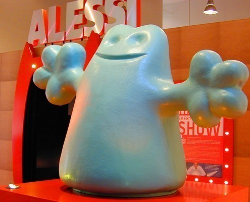 Alessi - The travelling brand experience