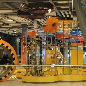 Copernicus Science Centre - Big Machine