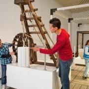 High Tech Romans - Machines - Polypastos