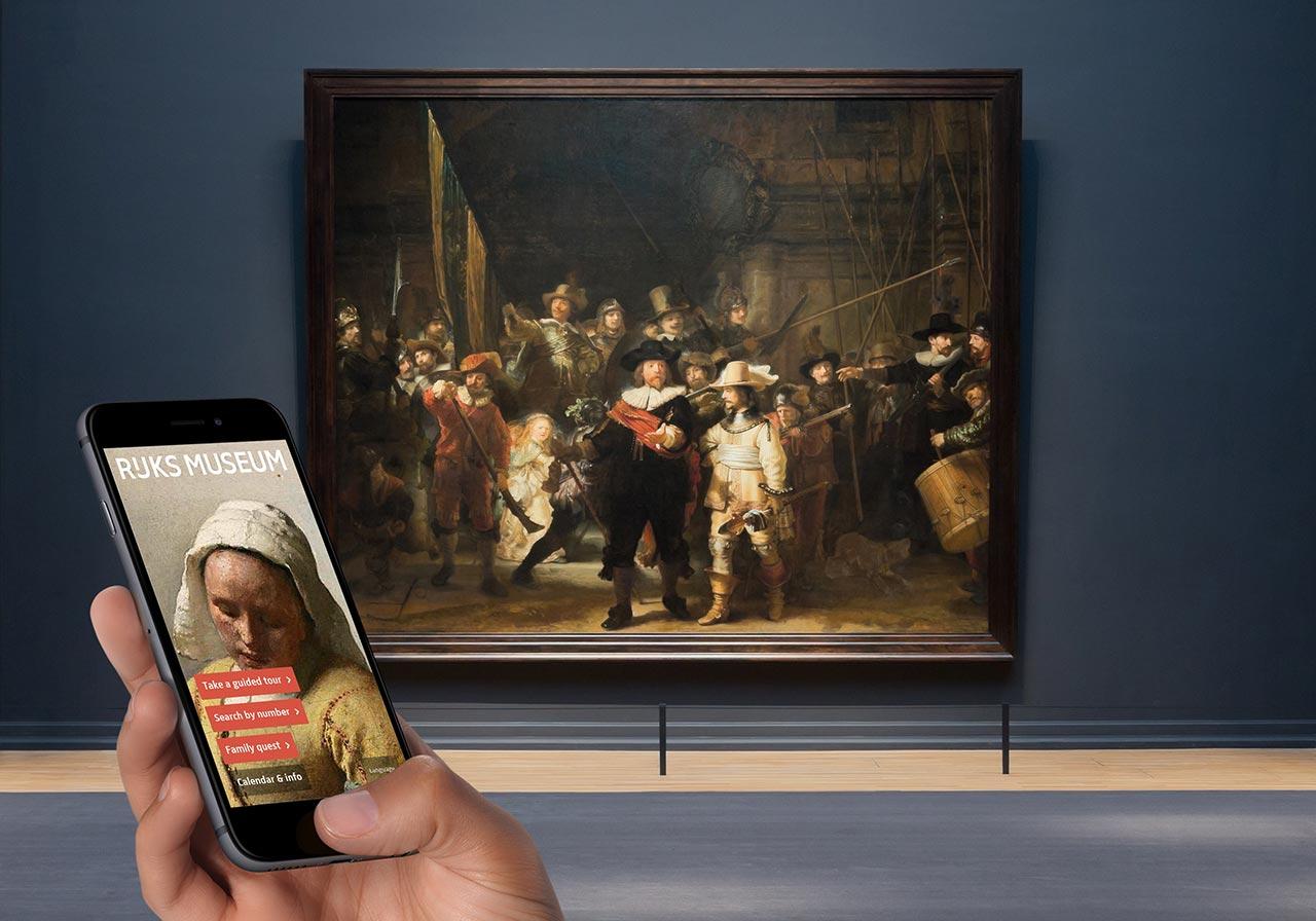 01 - Rijksmuseum app