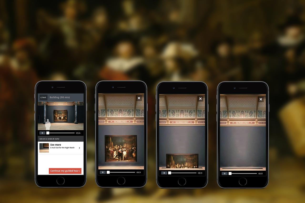 03 - Rijksmuseum app - Night watch