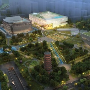 Guangzhou science center