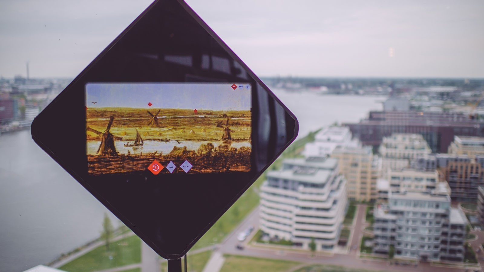A'DAM LOOKOUT visitor experience