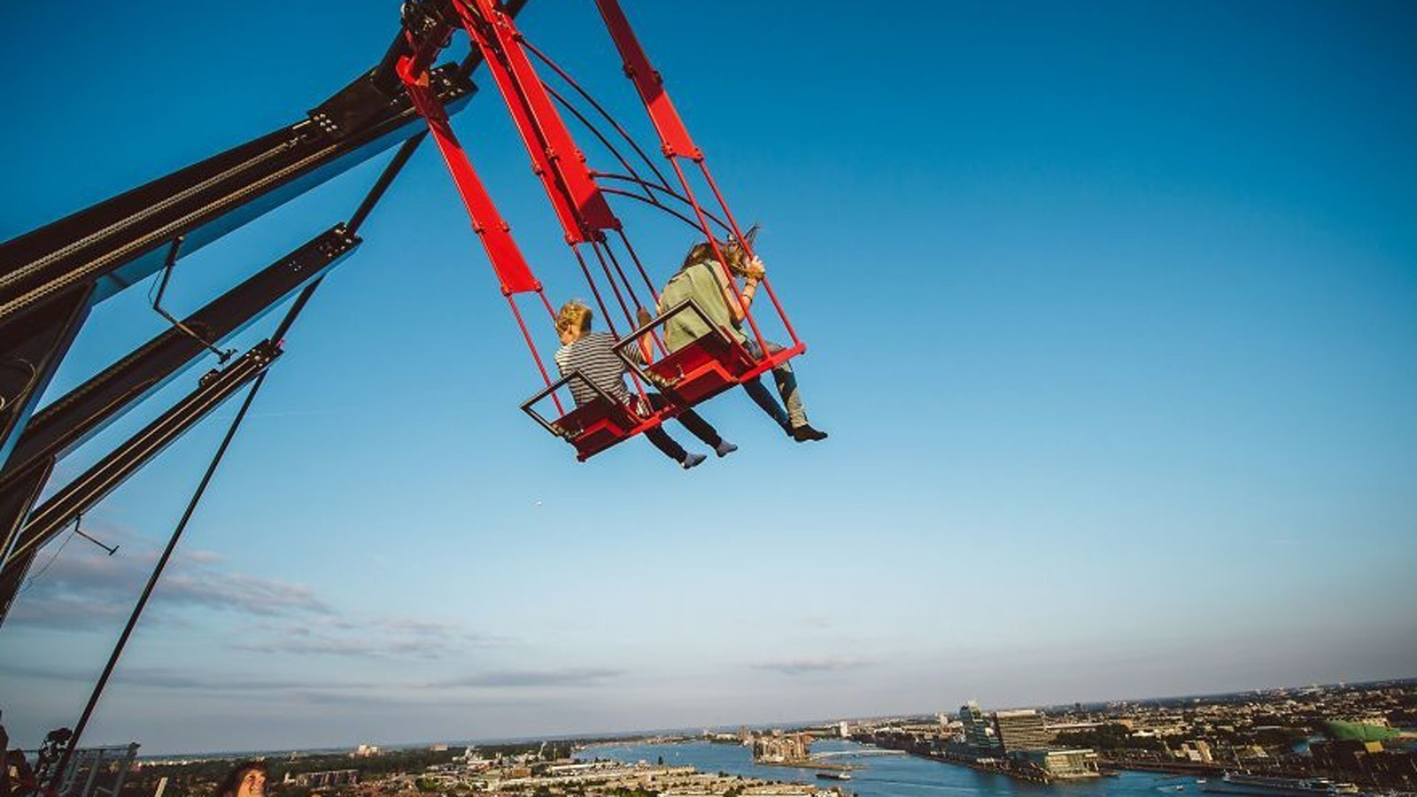 OverTheEdge, Europe's highest swing