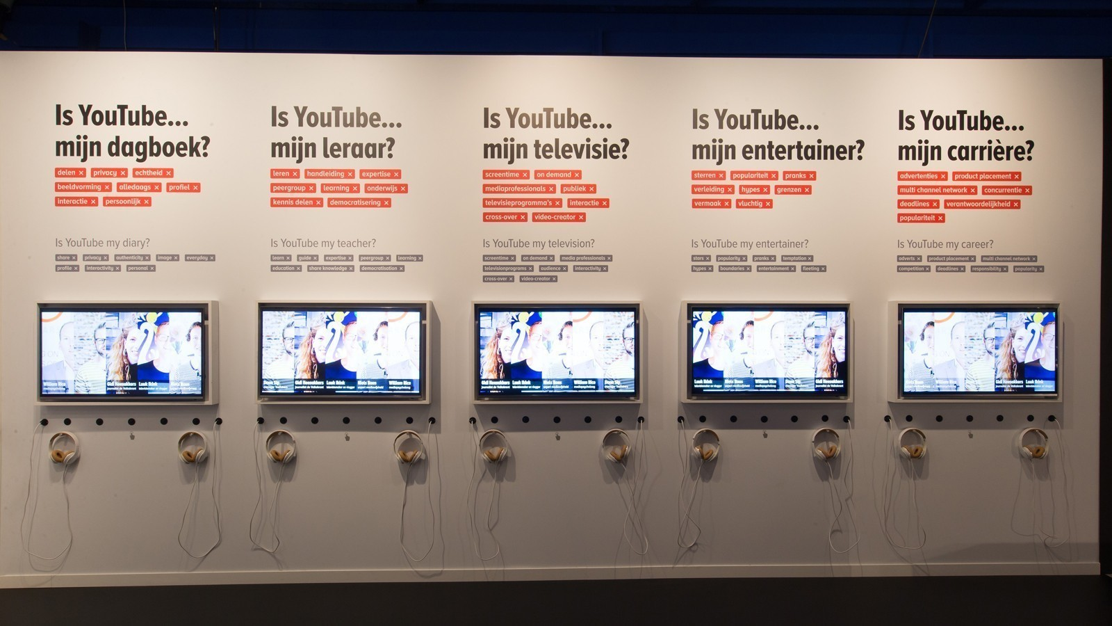 Let's YouTube, world's first exhibition about YouTube