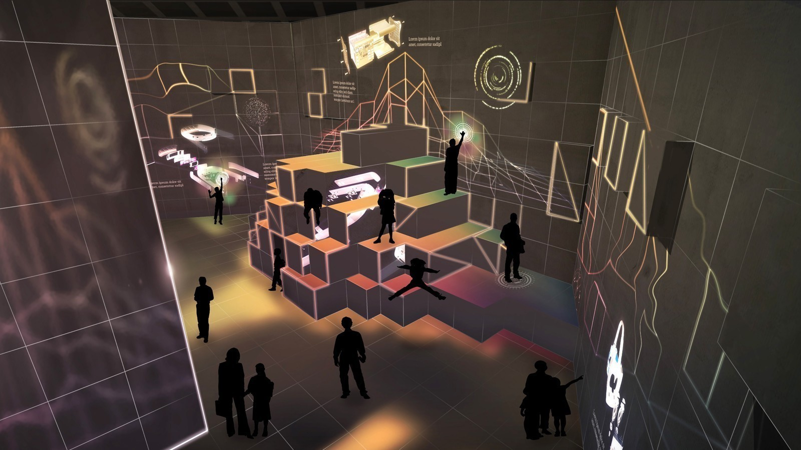 Immersive technologies in Science Centre Singapore