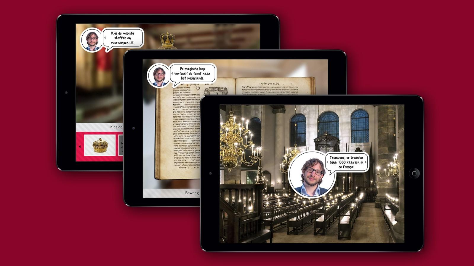 Synagoge Quest