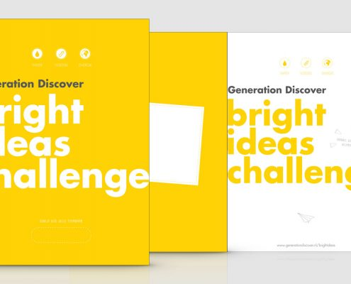 Bright Ideas hub and challenge
