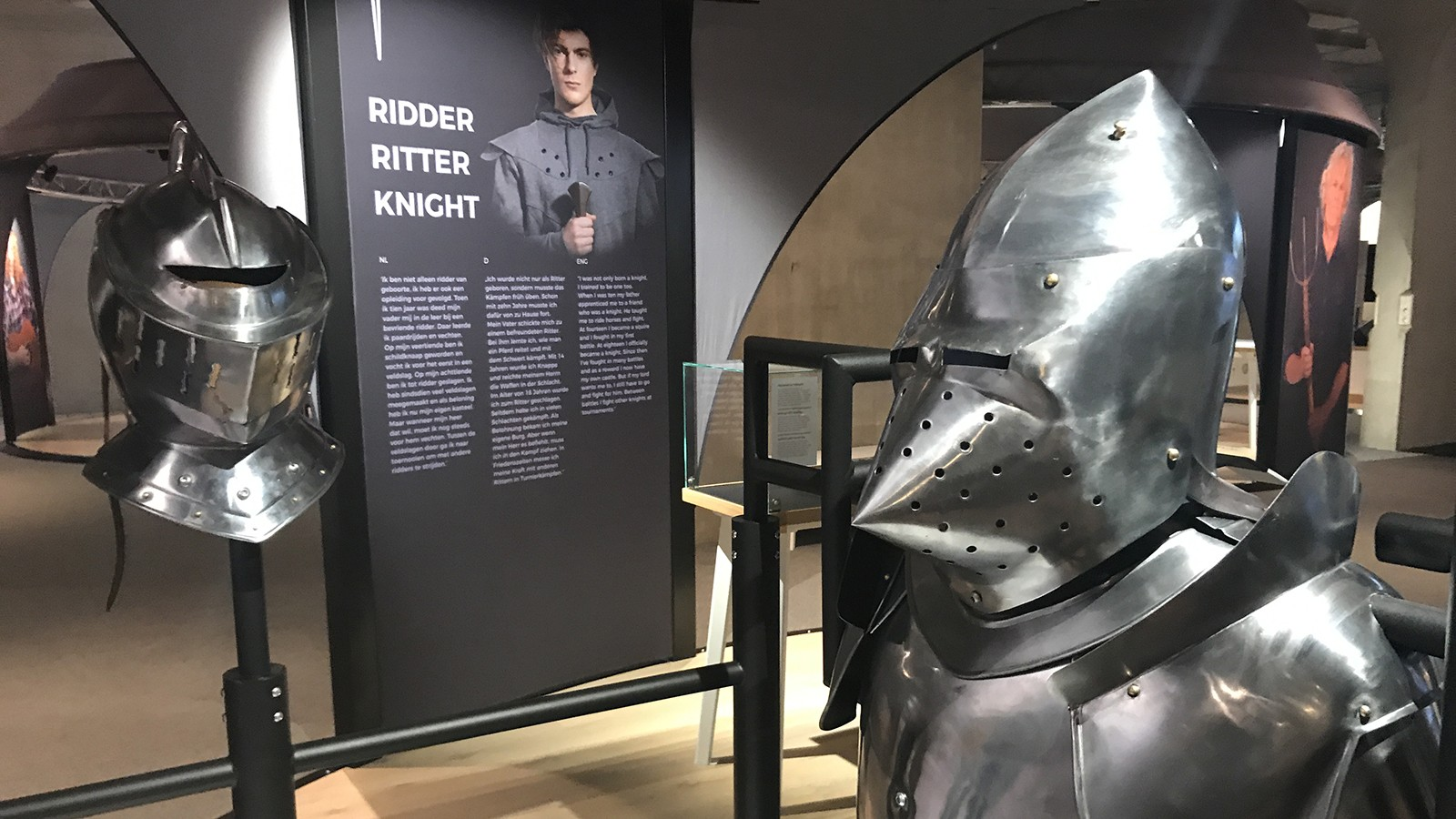 Knights and Castles, a new look at the Middle Ages