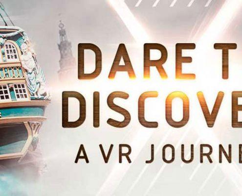 dare to discover -