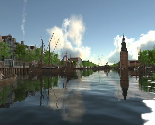 Spectacular VR experience for National Maritime Museum